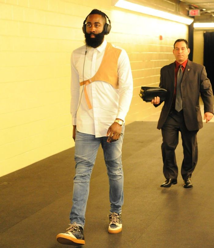 James Harden Houston Rockets_1