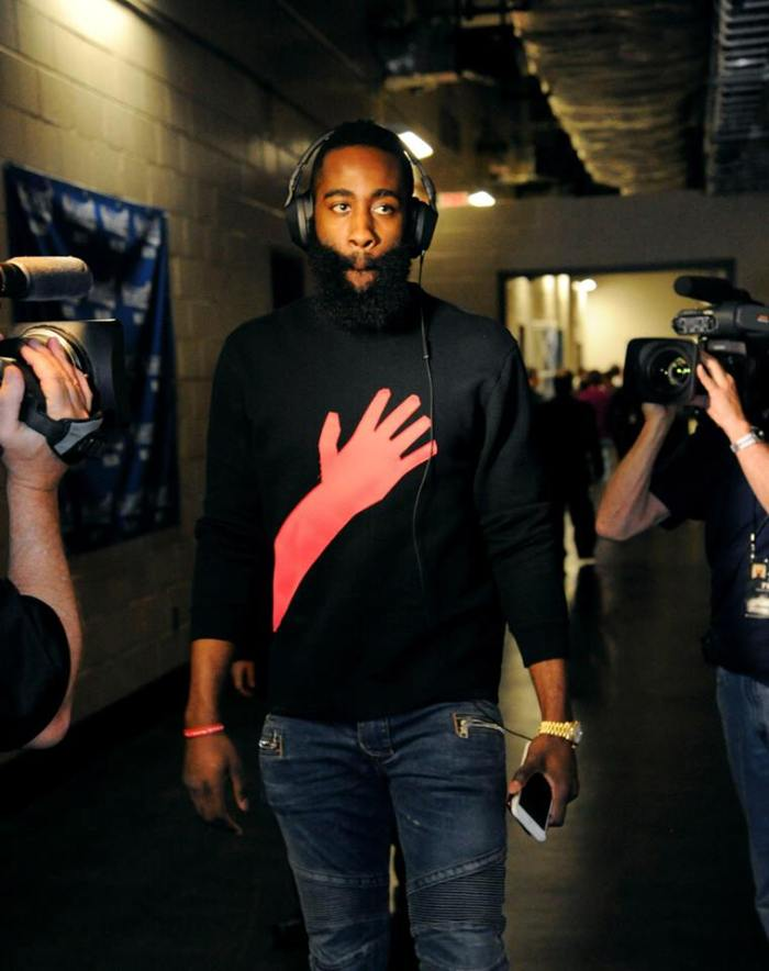 James Harden Houston Rockets_2