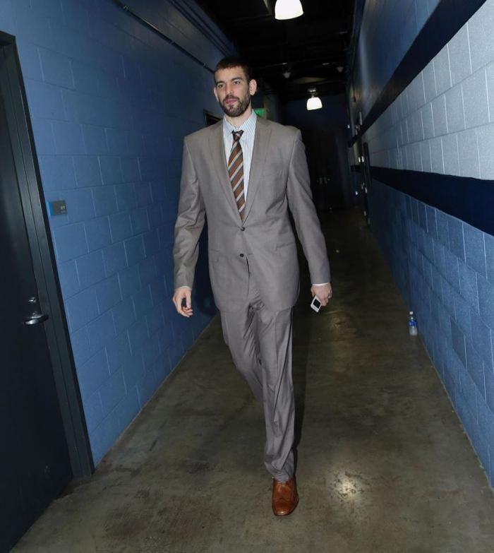 Marc Gasol Memphis Grizzlies