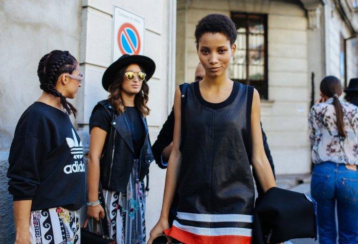 Lineysy-Montero -milan-fashion-week-SS16